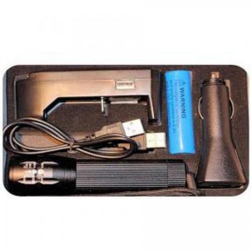 Фонарь светодиодный аккумуляторный Tavalga BL-C8400, 5 Ватт, 150 люмен