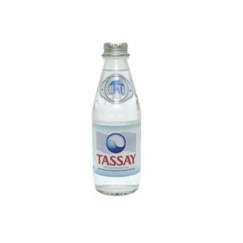 Минеральная вода TASSAY без газа, 0,5л, стекло