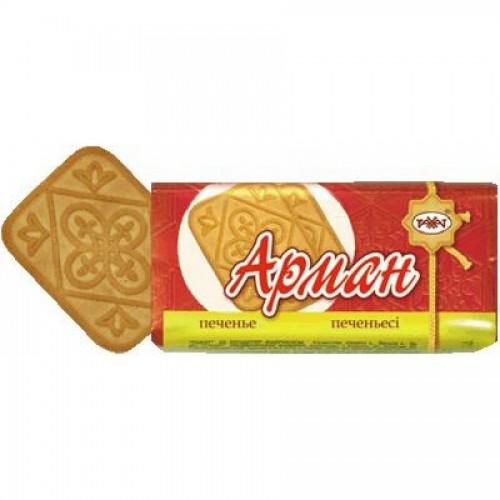 "Печенье Рахат ""Арман"" в пачке, 185 гр"
