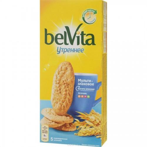 Печенье Belvita Утреннее Какао, 225 г