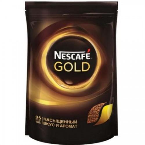 Кофе Nescafe Gold, 190 г, вакуум. упаковка