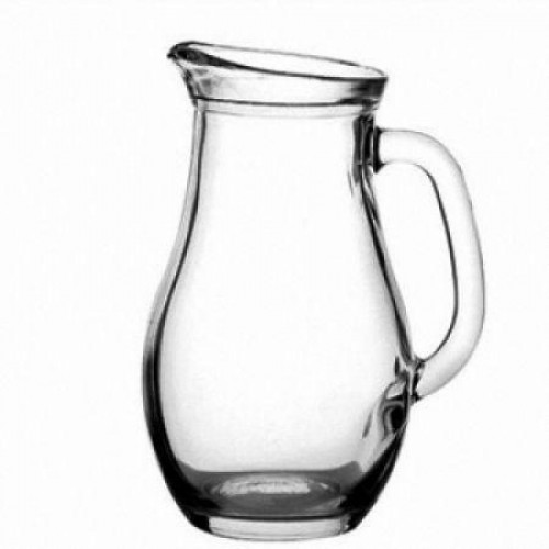 Кувшин для воды Side, 0,5л, стеклянный (PSB 80101)
