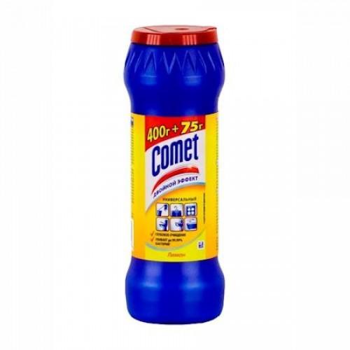 Чистящий порошок Comet, 475 гр, лимон