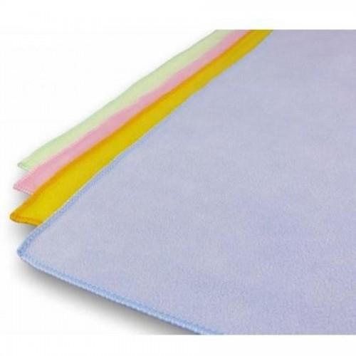 Салфетка из микроволокна Silk velvet, желтый, 40х40см (FE30402)