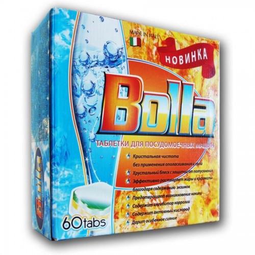 Таблетки для посудомоечных машин BOLLA, 60 шт/упак