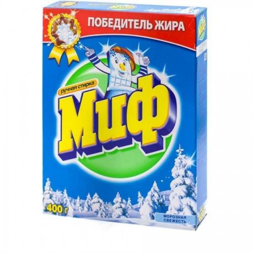 Стиральный порошок Миф Ручная стирка, 400 г
