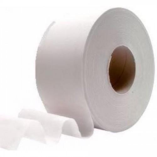 Бумага туалетная Mini jumbo SUPER, 2 слоя, 180 м 20*9,7(Paper Divipac) FE10092