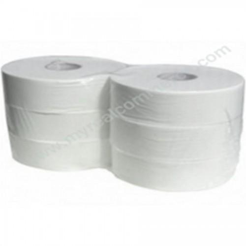 Бумага туалетная Maxi Jumbo, 2 слоя, 250м, 833 отрыва, (PP-JP4M250/P)