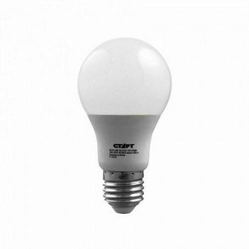 Лампа светодиодная СТАРТ LED GLS, E27, 10 Вт, 4000К, 800 лм, холодный свет