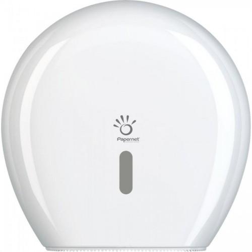 Держатель для туал. бумаги Mini Jumbo, 249х148х257, бел., maxᴓ 23см