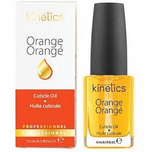 Масло для ногтей с апельсином, 15 мл (KTR05), Kinetics