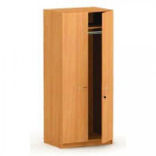 Шкаф для одежды UCC6855D-CH с дверьми 800*580*1880