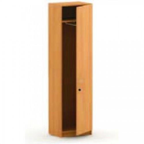 Шкаф для одежды UCC5055DL 500х410х1880 с левой дверью