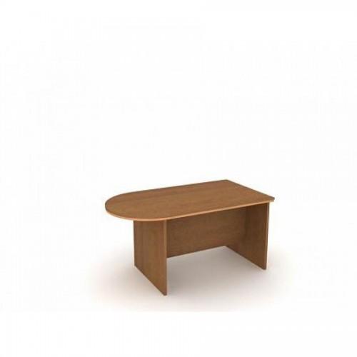 Стол приставной сер. Manager UMP 1400*750*705,орех