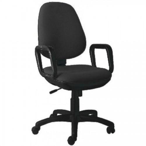 Кресло офисное COMFORT GTP RU C-11, чёрный