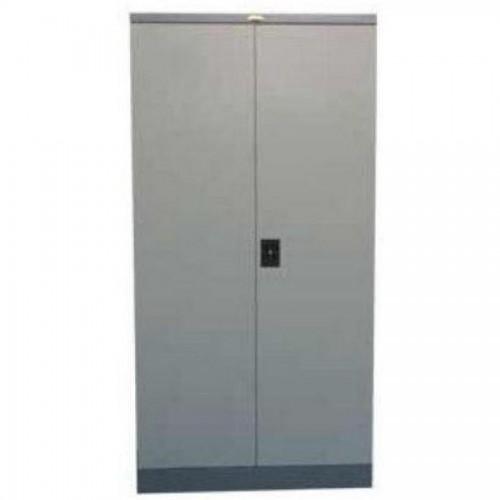 Двудверый шкаф President CBH01, черный, метал.