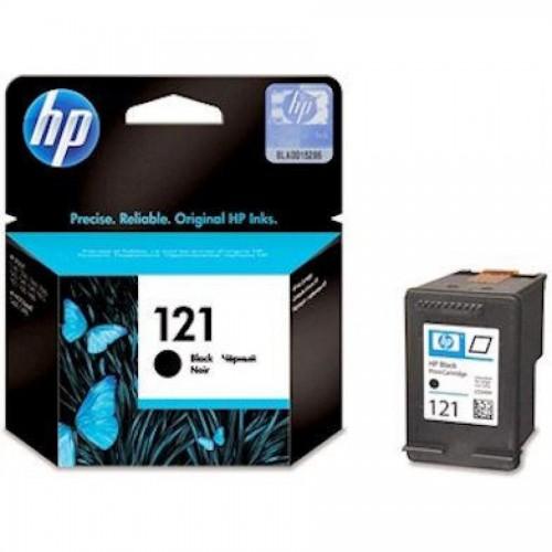 Картридж HP CC640HE для Deskjet F4283/D2563, №121, черный