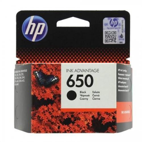 Картридж HP CZ101AE для Deskjet Ink Advantage 2515/2516, №650, черный