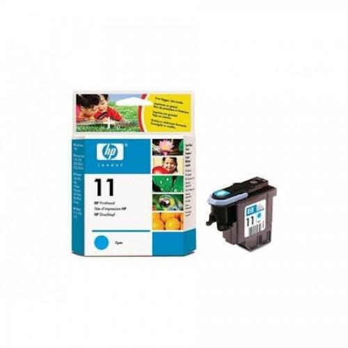 Картридж С4811A №11 для HP DesignJet 500/800/1000/1200d/2300/2600/2800110plus/9110/cp1700, голубой