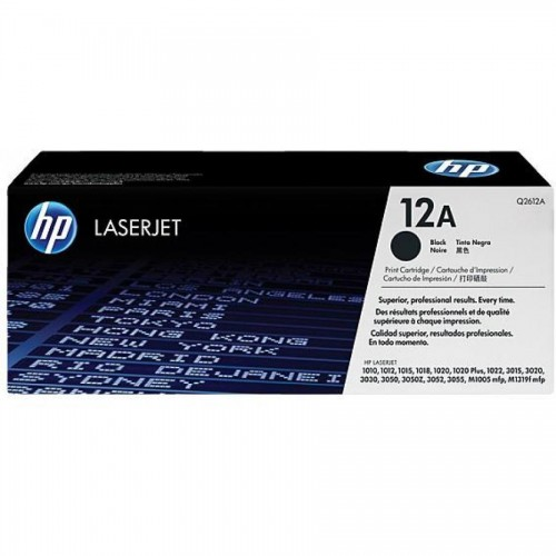 Картридж для лаз принтера HP LaserJet 1010 Q2612A