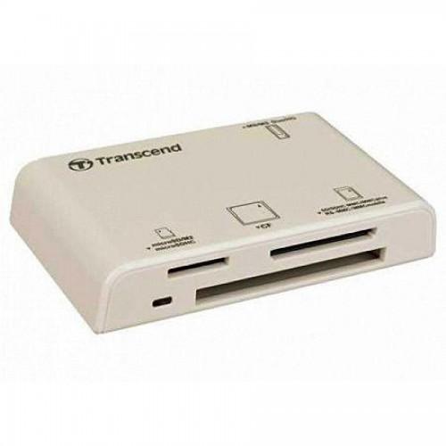 Устройство для считывания карт памяти Transcend TS-RDP8, USB 2.0