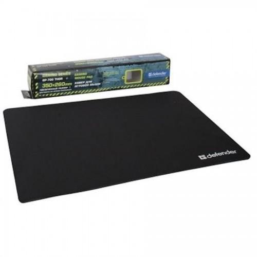 Коврик для мыши Defender GP-800 Viking текстура, резина, 405х285х3 мм, черный