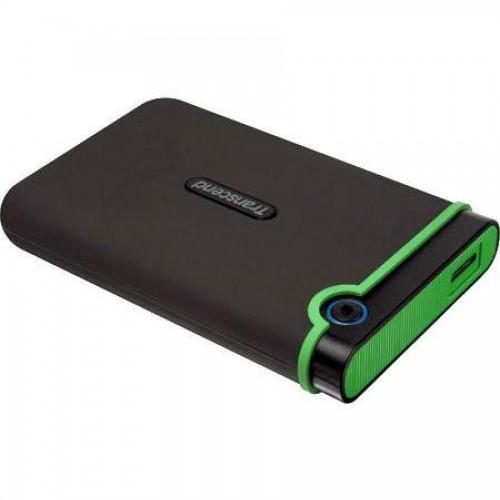 """Портативный USB-HDD диск Transcend 2,5"""" 1 Тб (TS1TSJ25M3)"""