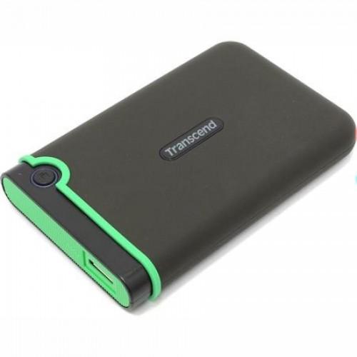 "Портативный USB-HDD диск Transcend 2,5"" 500 Гб (TS500GSJ25M3)"