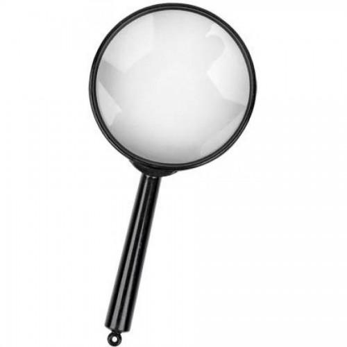 Лупа ручная 6-кратная, диаметр 60 мм