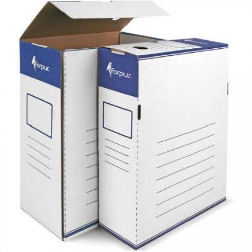 Коробка для документов А4, гофрокартон, 120мм