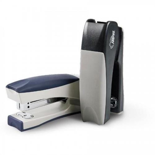 Степлер Stand-up Premium №24/6,26/6, до 20 л, черн