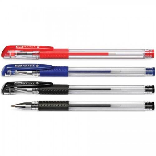 Ручка гелевая 0,5мм Perfect, синий