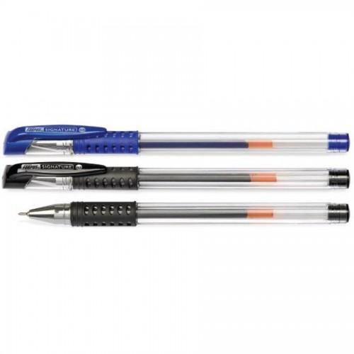 Ручка гелевая 0,5мм Signature, черный