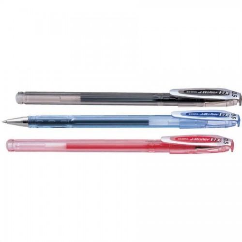 Ручка гелевая J-Roller RX 0,5 мм, черный