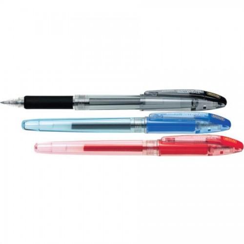 Ручка гелевая Z Jimnie Hyper Jell 0,7 мм, красный