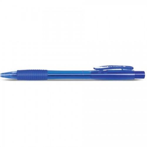 Ручка шар. автомат. Forpus Clicker, 0,7мм, синий