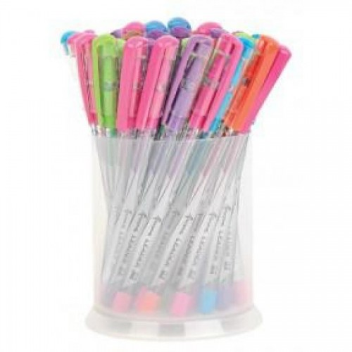 Ручка шариковая Forpus Leader Bright, 0,38 мм, синий