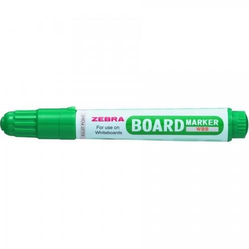 Маркер для доски круглый, 1-2мм, зеленый