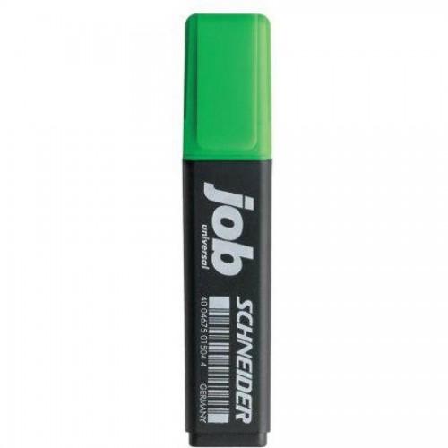 Маркер текстовой JOB 150 скош.након. 1-4,5мм, зеленый
