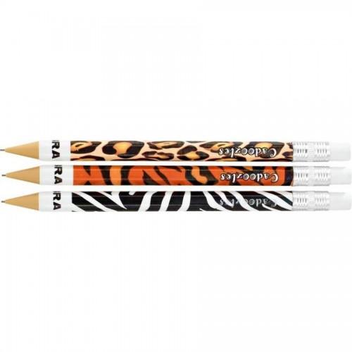 Механический карандаш Zebra Fun-2, 0,7 мм, ассорти