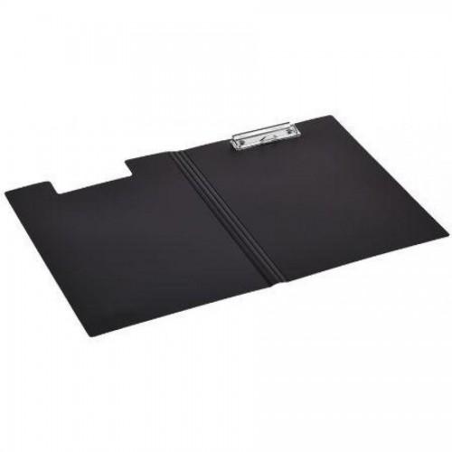 Папка-планшет с верхним прижимом Amadi, А4, черный