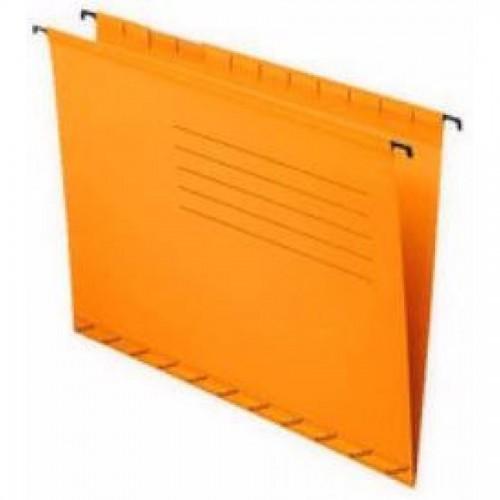 Папка подвесная для бумаг А4+, оранжевый (091-383)