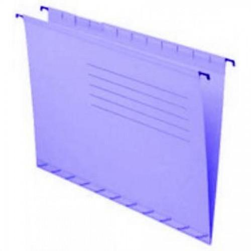 Папка подвесная для бумаг А4+, синий (091-386)