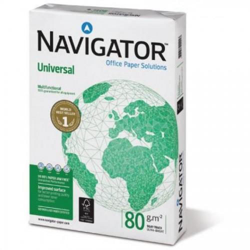 Бумага офисная Navigator Universal A3, 80г/м2, 500л, белая