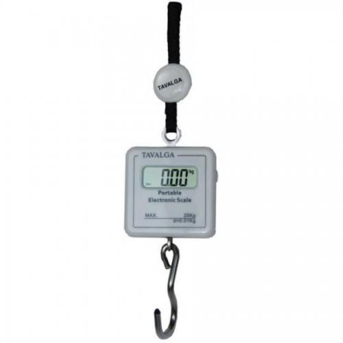 Весы ручные электронные Tavalga, до 25 кг