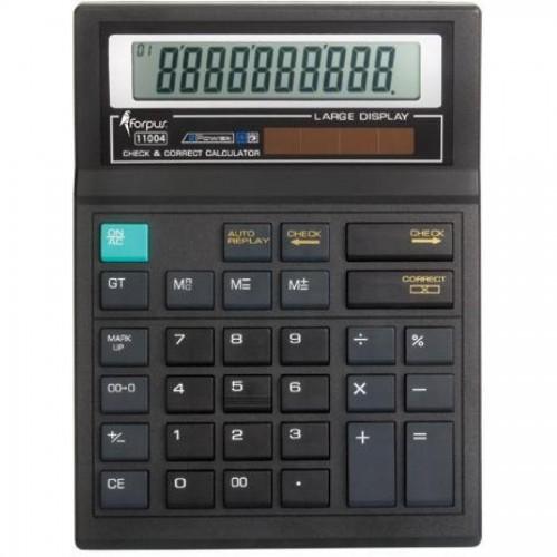 Калькулятор больш.10разр.двойн. питание