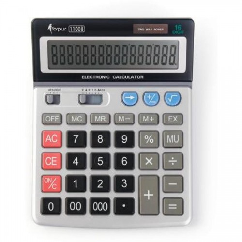 Калькулятор больш.16 разр.двойн. питание