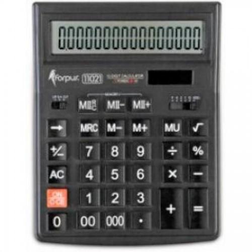 Калькулятор большой 16 разр., 200х154х36мм., двойн. питание