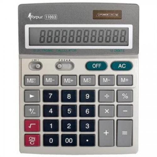 Калькулятор 12 разр.двойн. питание