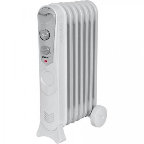 Масляный радиатор SC-1150 7 секций, 1500Вт